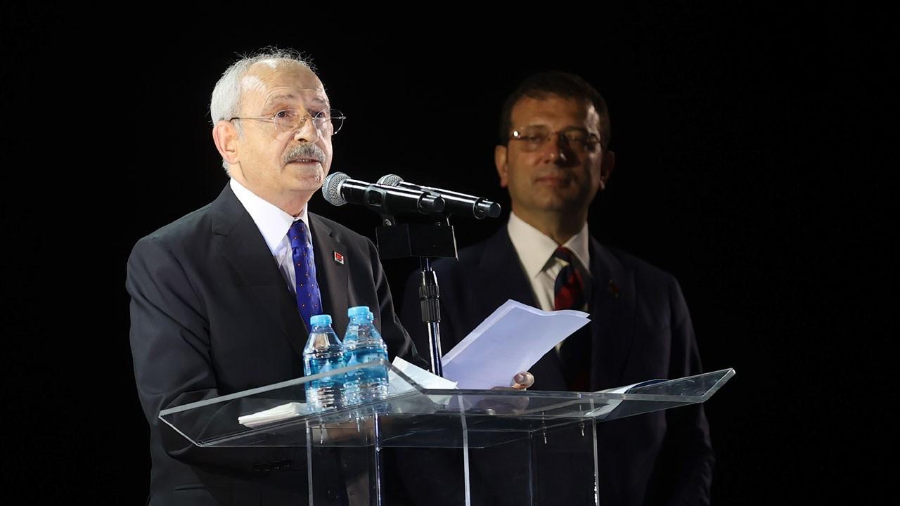 Kılıçdaroğlu: Onların yaptıklarını konuşmakta zorlanıyorum
