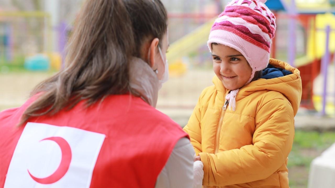 Kızılay, 9 milyar liralık bütçesi ile sosyal refahın yükselmesini sağlıyor