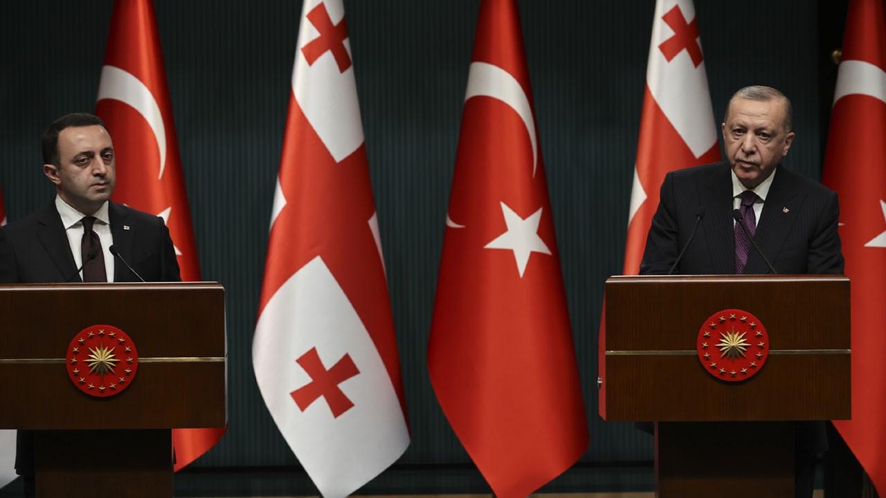 Erdoğan: Üçlü işbirliğine Türkiye olarak varız