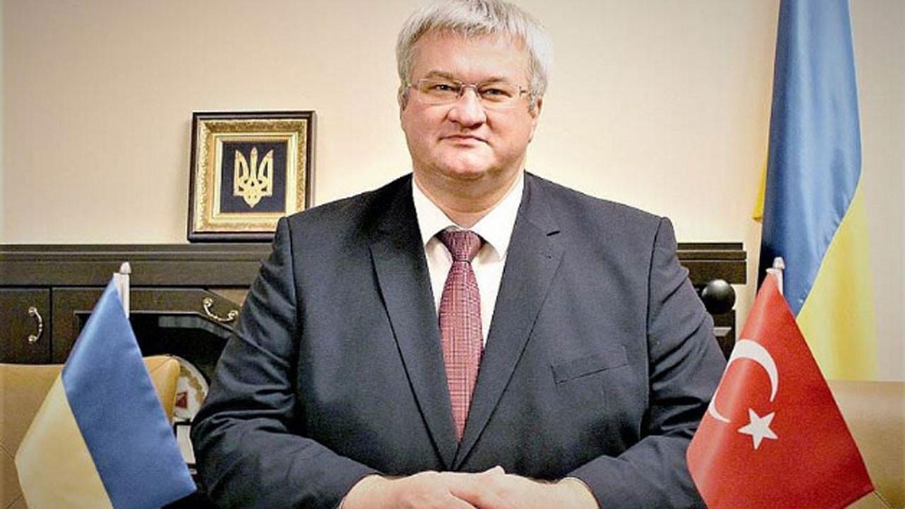 Türkiye dostu büyükelçi Ukrayna'nın Başkan Yardımcısı oldu