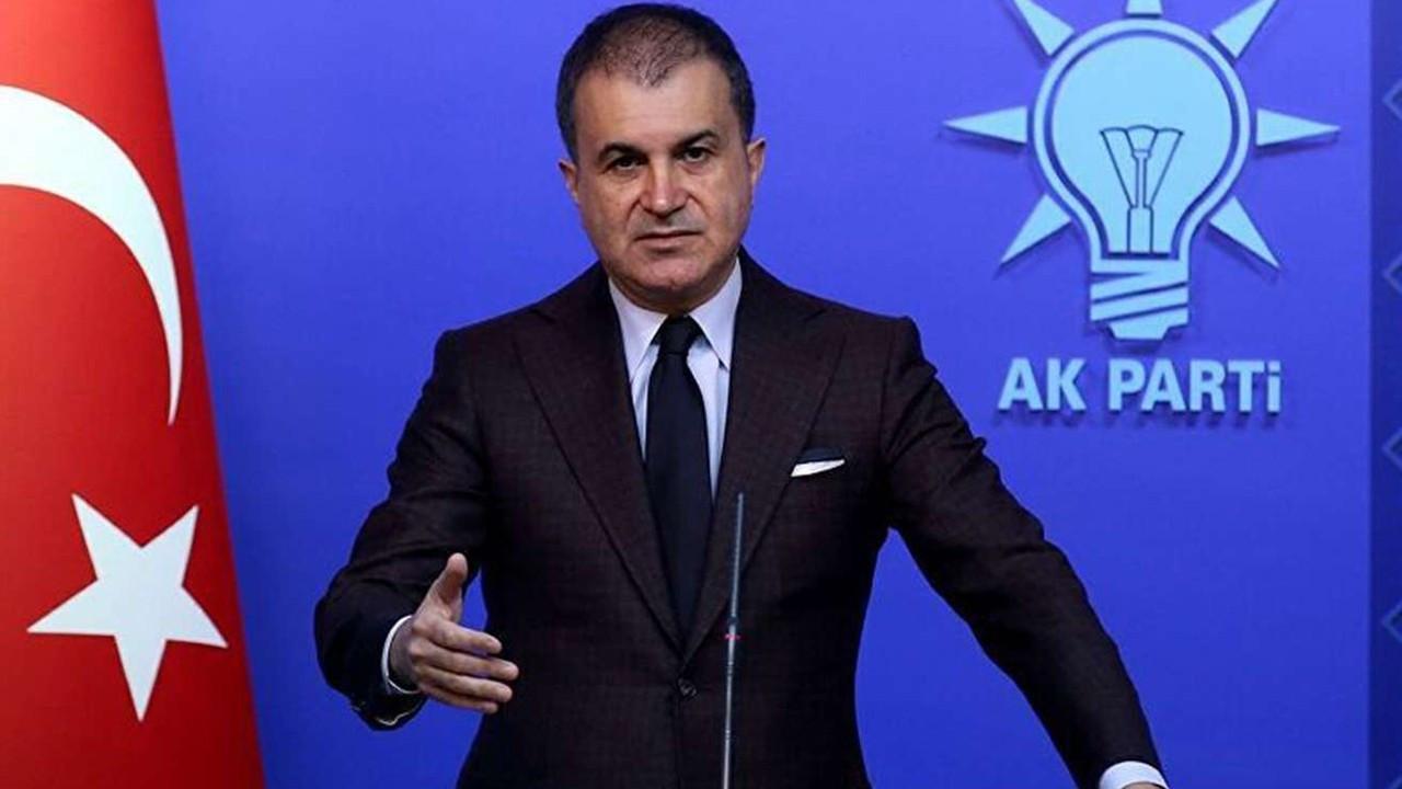 Ömer Çelik: Erken seçim yok, bizim için PKK'sı, PYD'si, YPG'si, DEAŞ'ı aynı