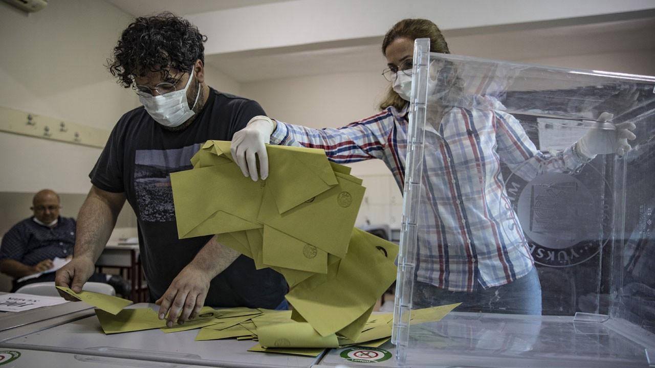 İstanbul'da 14 mahallede muhtarlık seçimi yapıldı