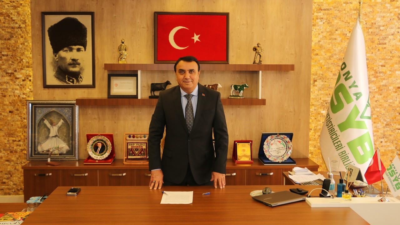 Konya DSYB: Türk Şeker A.Ş. ile yapılan anlaşma ile uygun fiyata yem temin ediyoruz