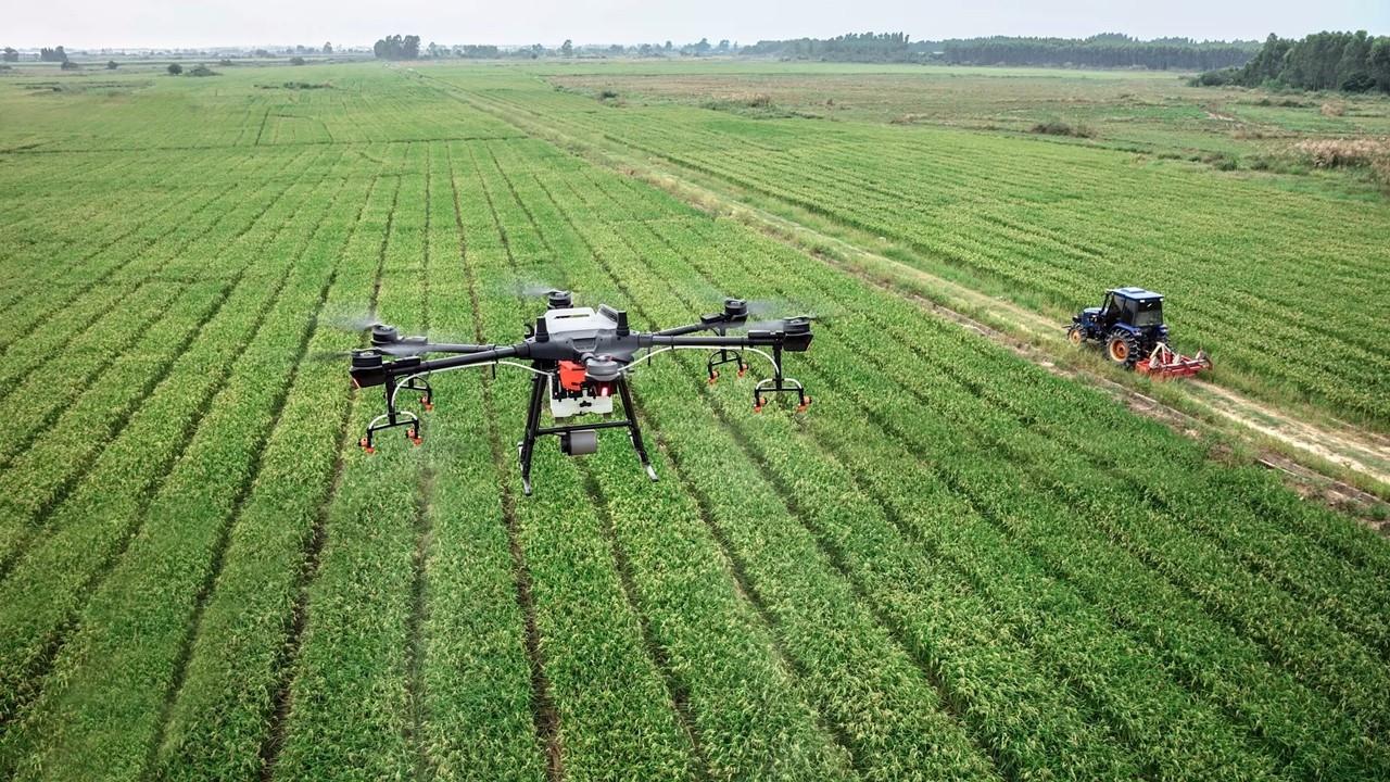 Tarımda kullanılacak İHA'ları bakanlık ruhsatlandırılacak