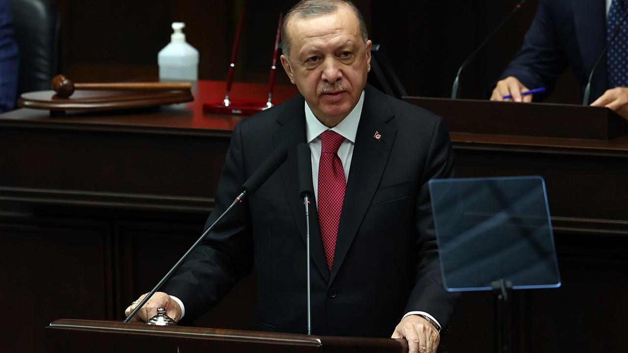 Erdoğan: İftiraların peşinden gitmek, kendini oraya layık görenlerin işidir