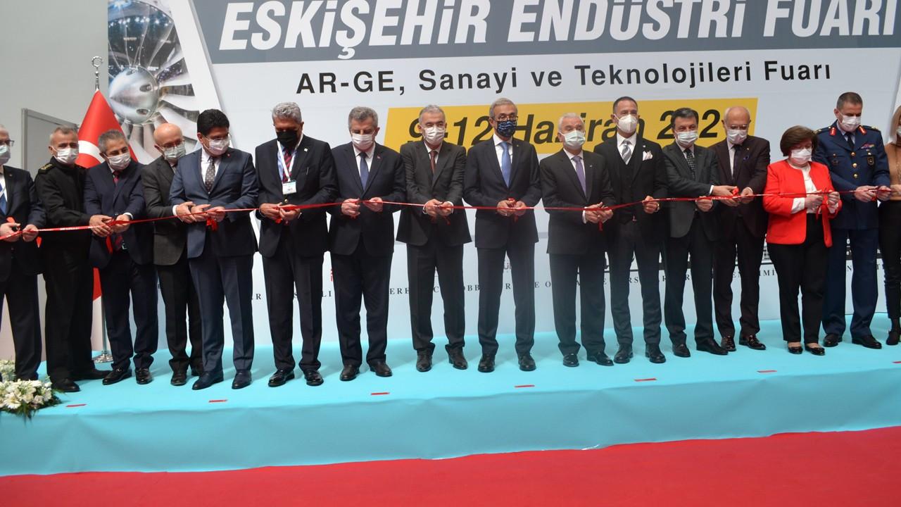 Teknoloji üreten sanayiciler, Eskişehir'de buluştu