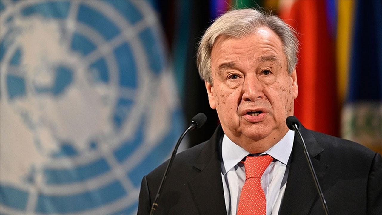 Guterres, G7 Liderler Zirvesi'ne katılacak