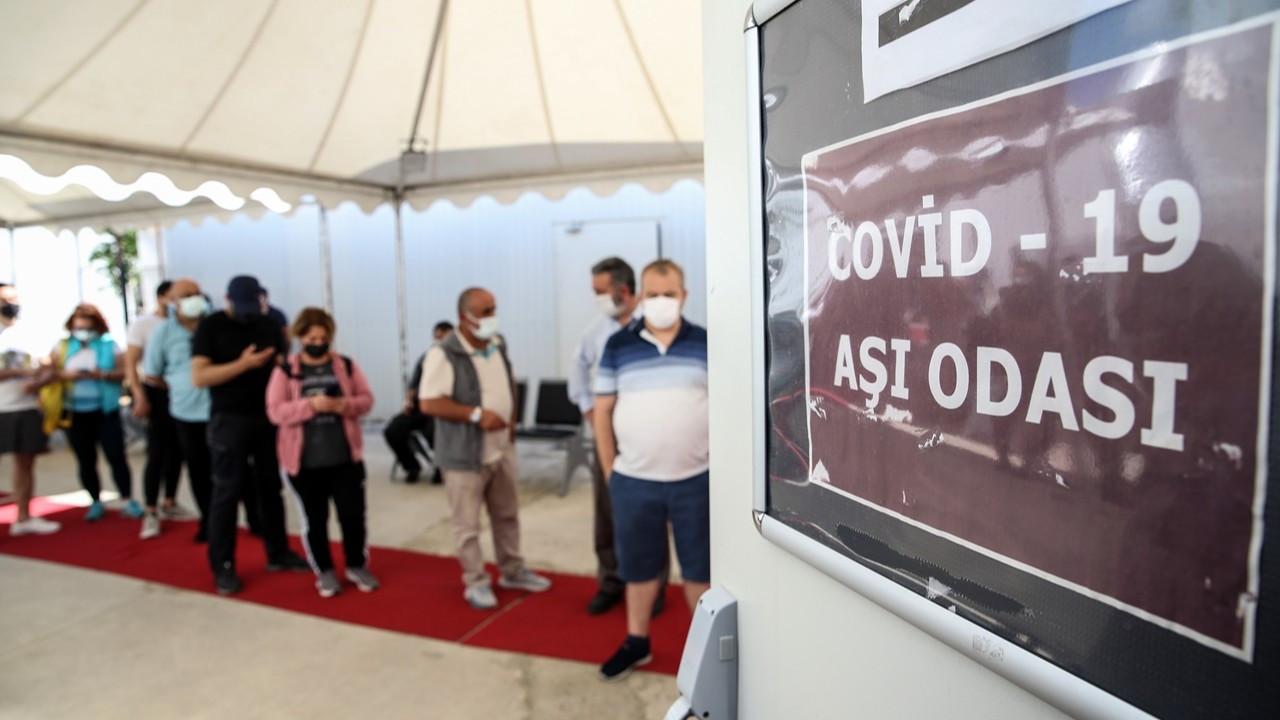 Türkiye'de yapılan toplam COVID-19 aşı sayısı 32 milyonu aştı