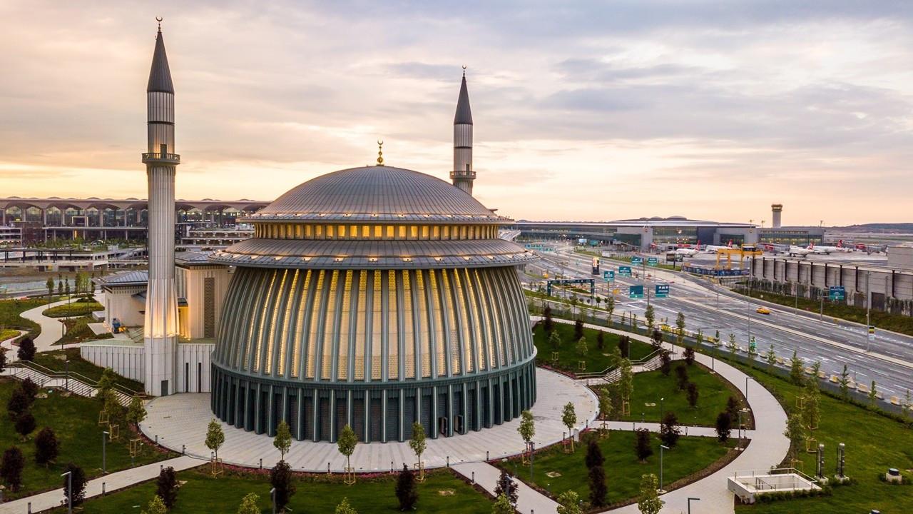 """Ali Kuşçu Camisi'ne """"LEED Altın"""" sertifikası"""
