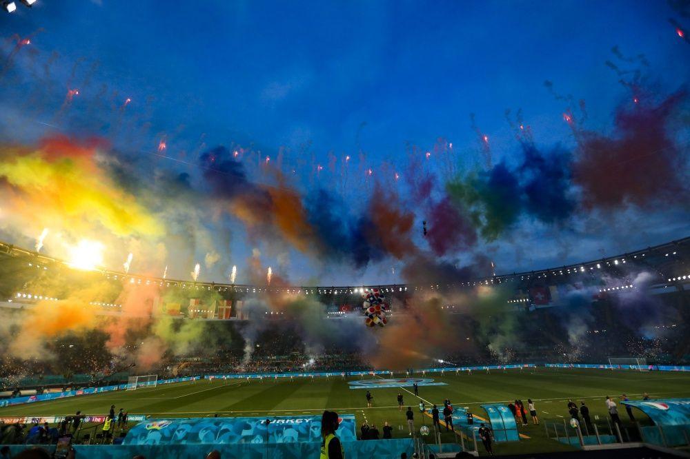 Ouverture colorée de l'EURO 2020 - Page 4