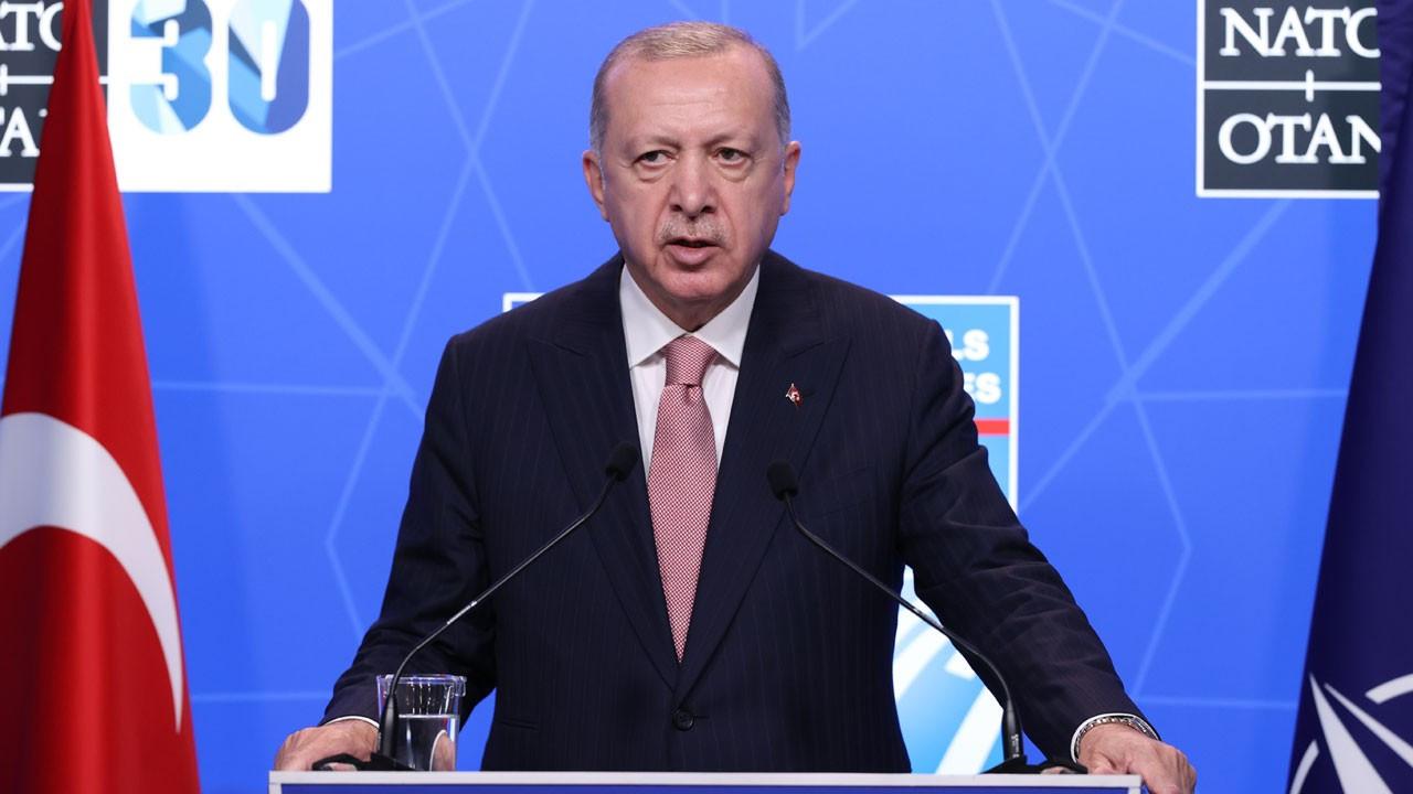 Erdoğan: Biden'la işbirliğimizi artıracağız
