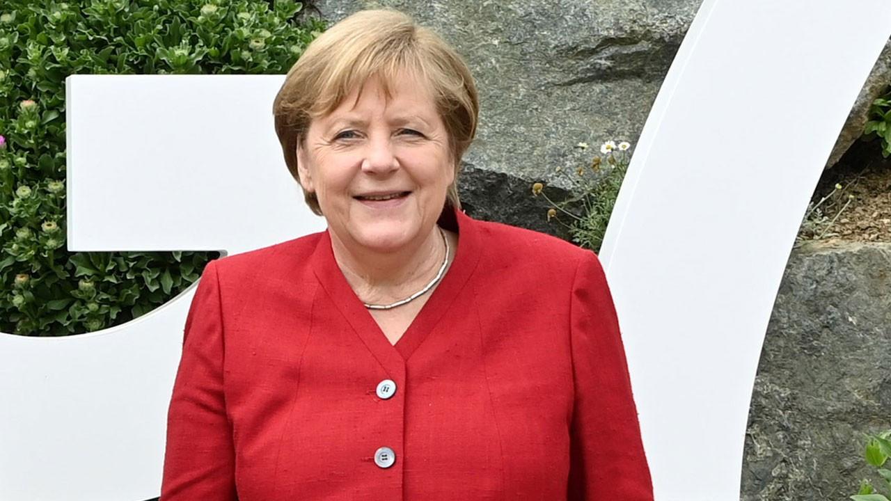 Merkel: Çin rakip ama birçok konuda da partner