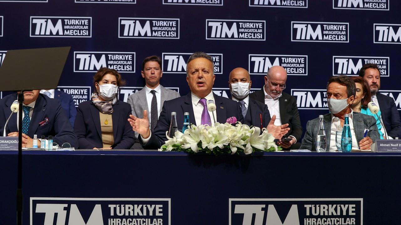 TİM Başkanı Gülle: İhracat birim değerimiz 2 doların üzerine çıkacak