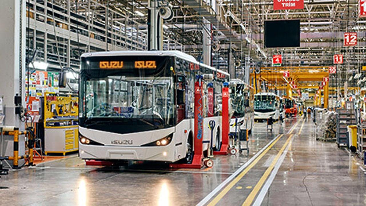 Anadolu Isuzu, Moldova'da otobüs ihalesi kazandı