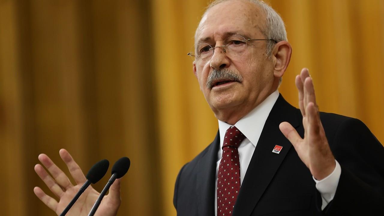 Kılıçdaroğlu: Türkiye Cumhuriyeti Hükümeti yeraltı dünyası tarafından yönetilmektedir