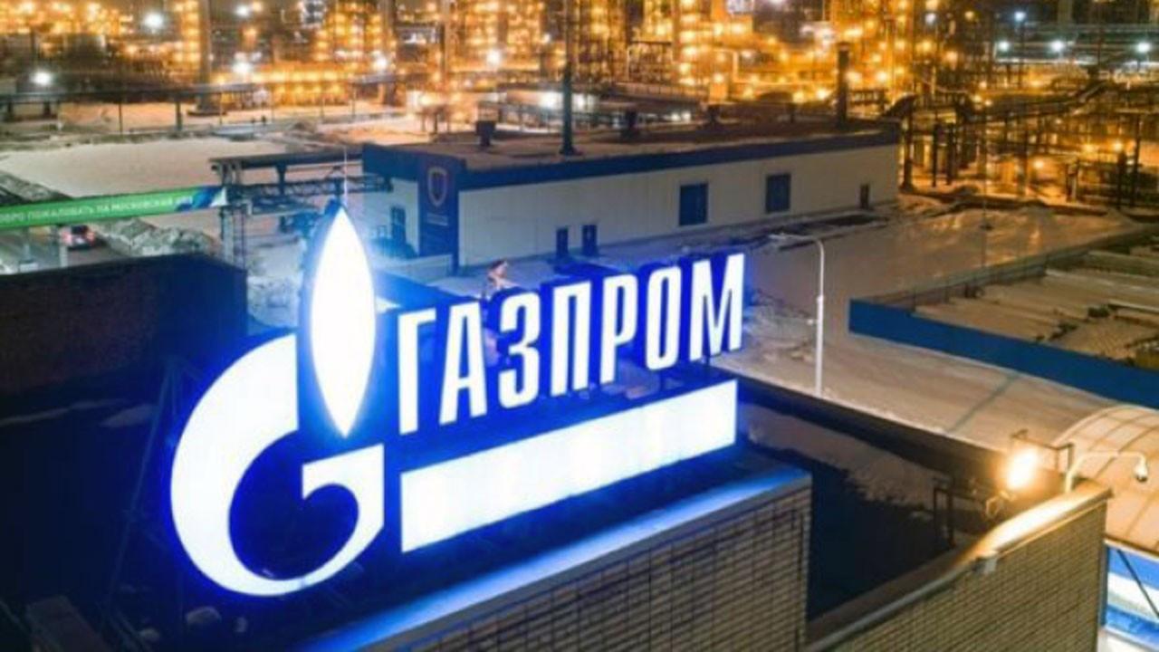 Gazprom, Avrupa'ya gaz tedariki için rezervlerini devreye soktu