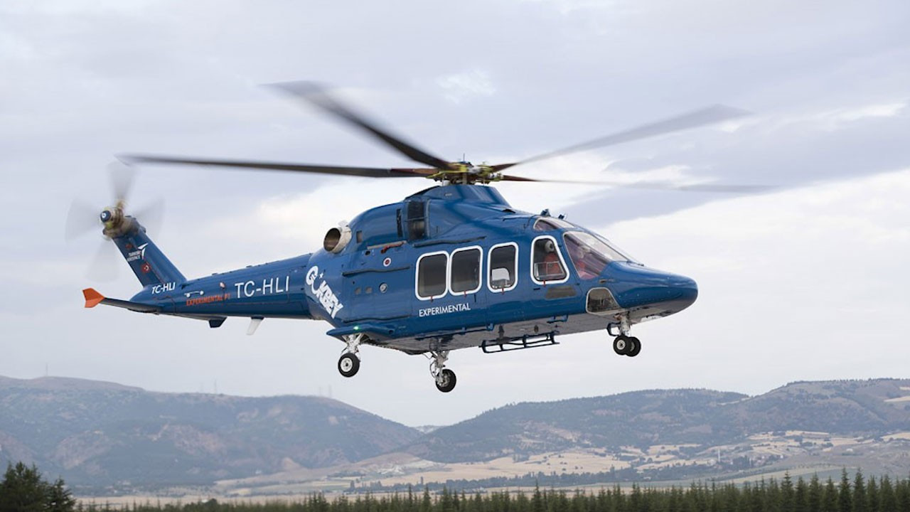 SHGM, Gökbey helikopterine onay verdi