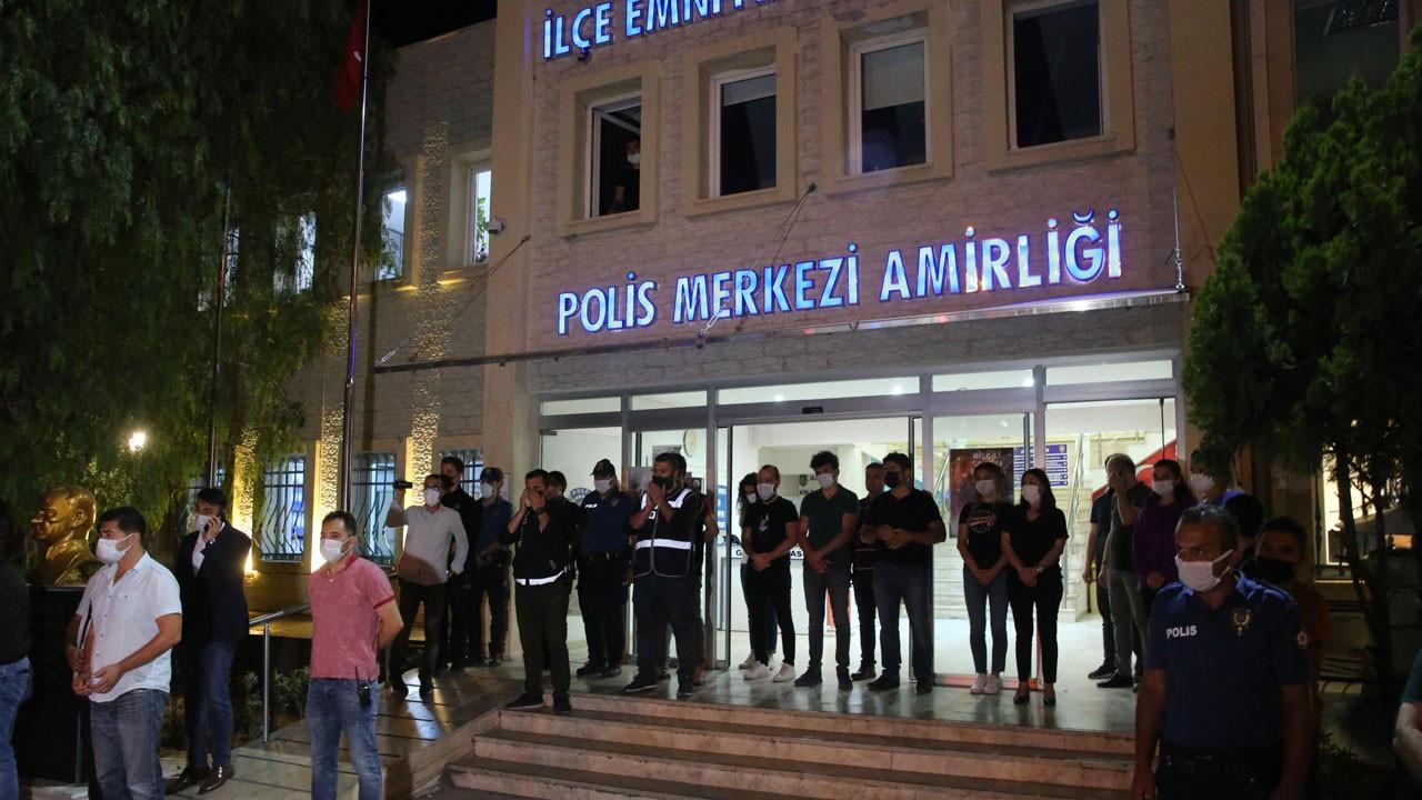 Bodrum'da bir polis memuru şehit oldu