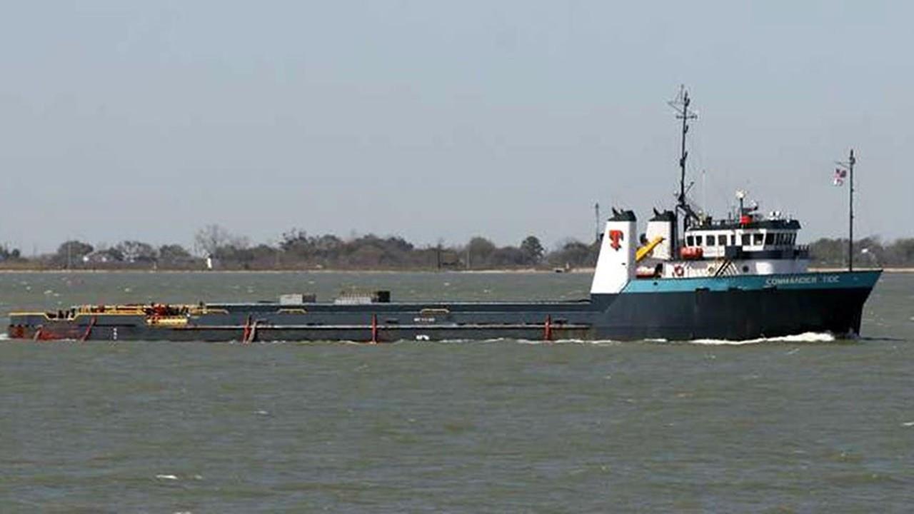 Bir ton uyuşturucunun ele geçirildiği Commander Tide gemisinin satışı onaylandı