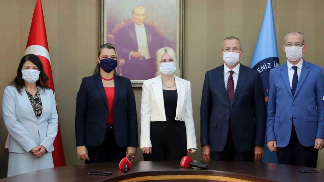 Batı Akdeniz'de müsilaja karşı üniversite-belediye işbirliği