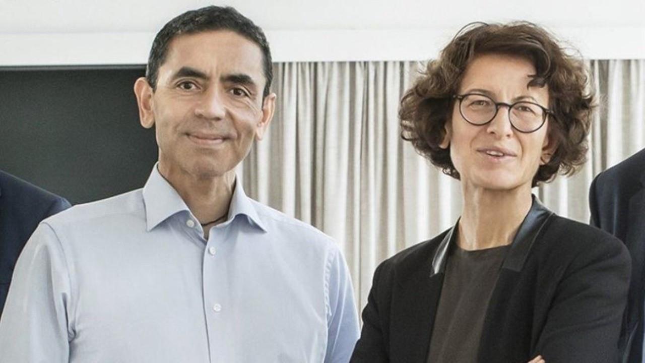 Uğur Şahin ve Özlem Türeci, AIDS ve kansere karşı aşı geliştiriyor