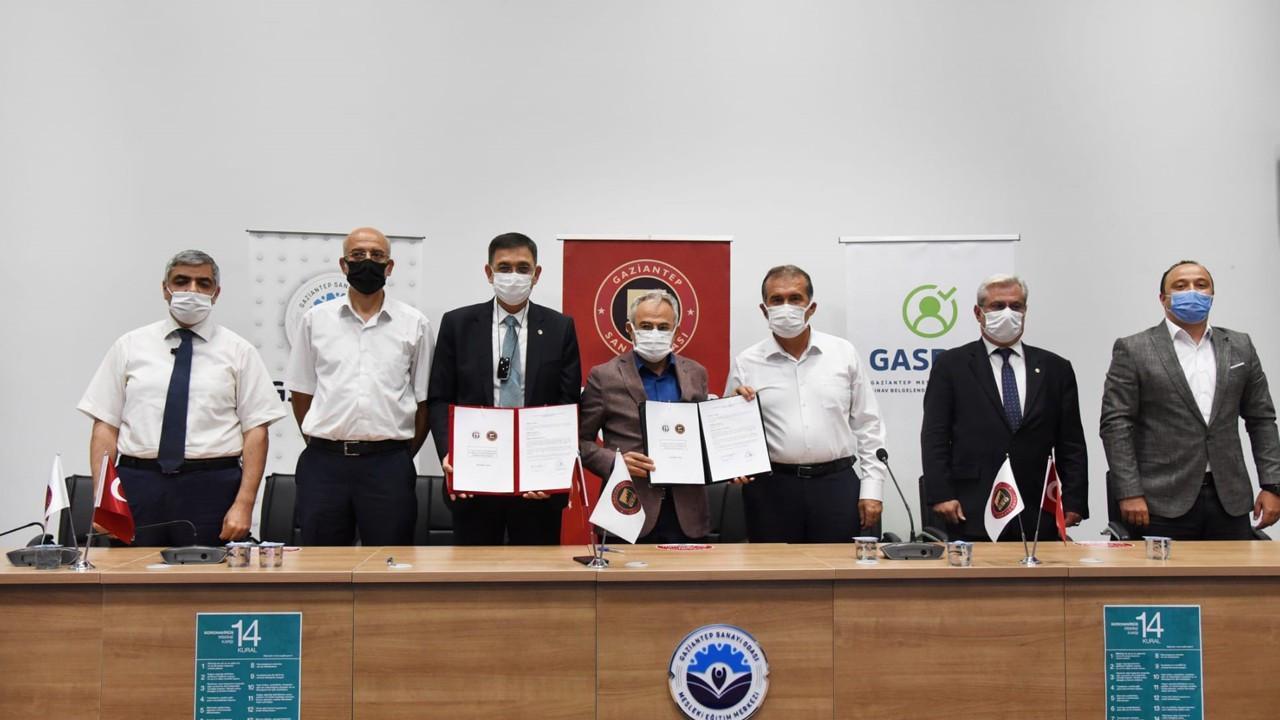 Gaziantep'te sanayici ve mezun öğrencileri rahatlatacak protokol
