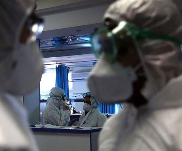 COVID-19'da 5 bin 575 yeni vaka, 59 ölüm