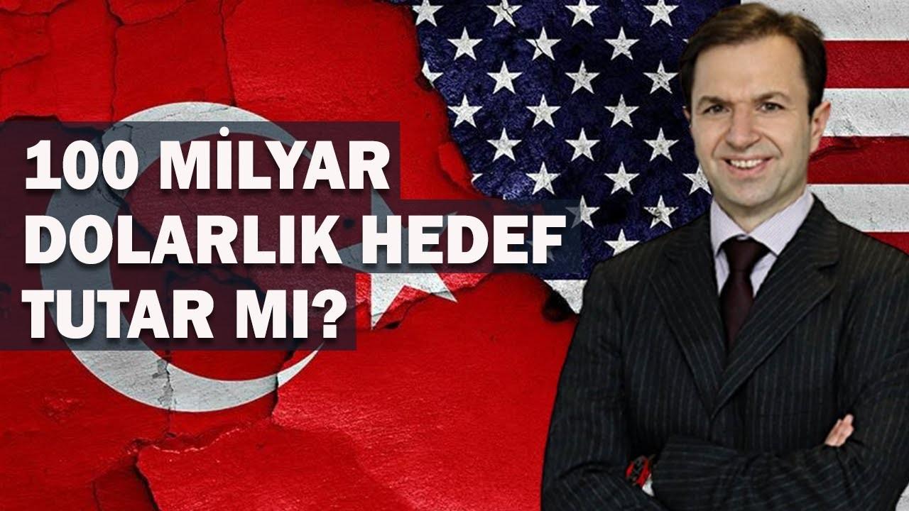 Ekonomide Gözler Erdoğan-Biden Görüşmesinde