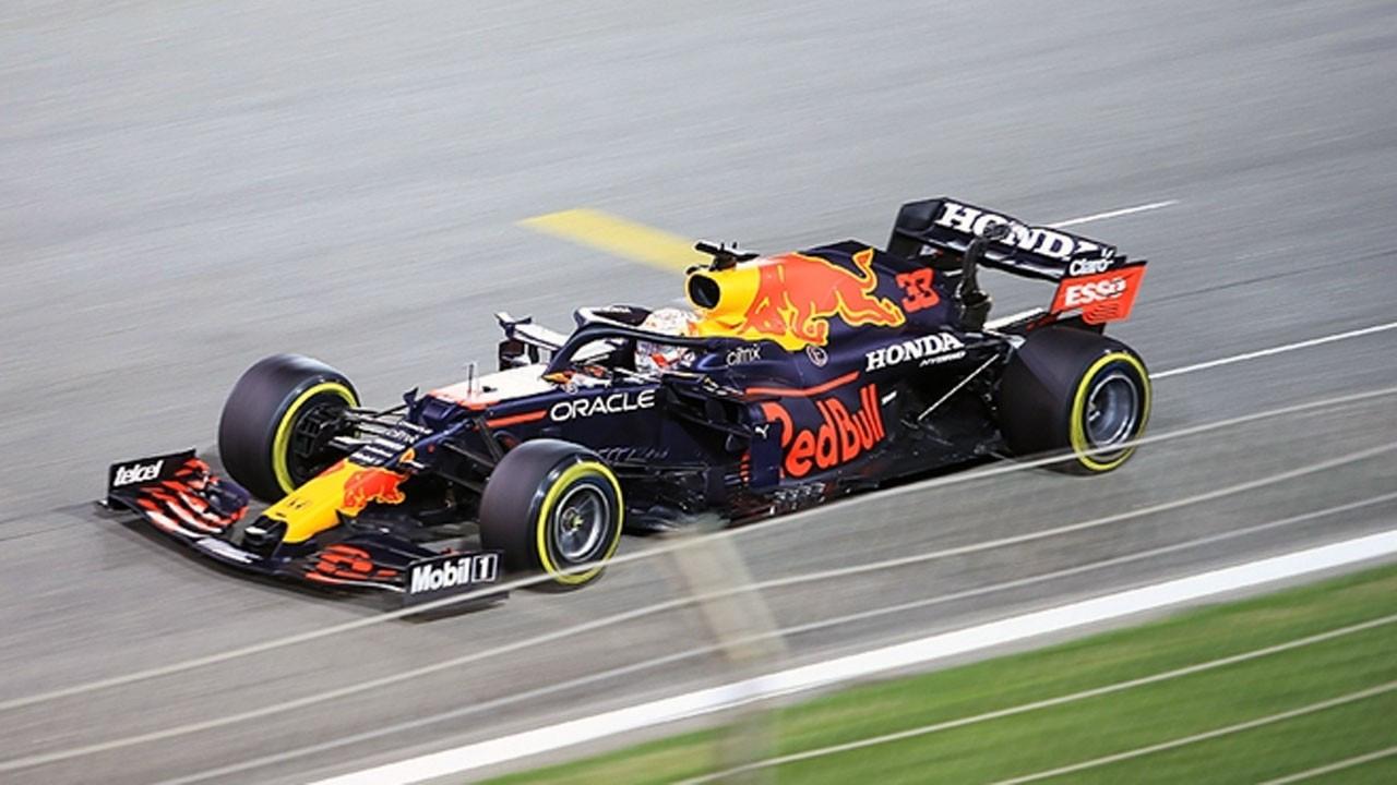 F1 Fransa GP'sini Max Verstappen kazandı
