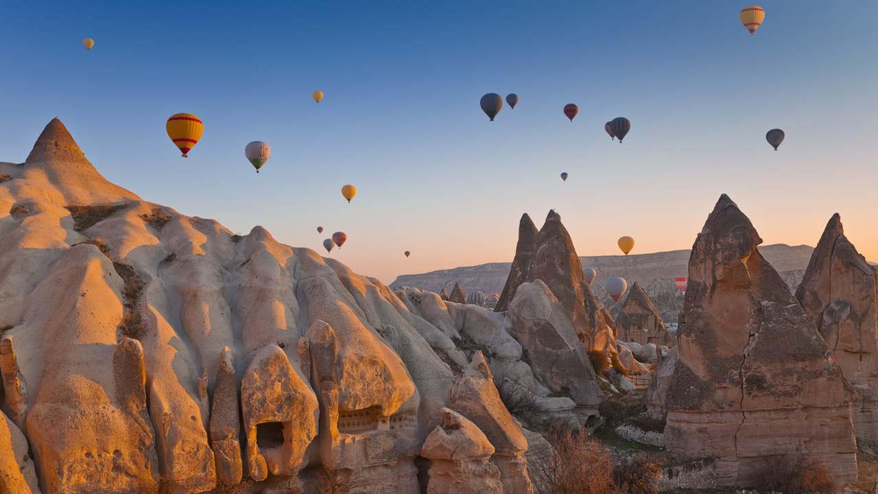 Kapadokya'da koruma kurallarına uymayanlar ceza