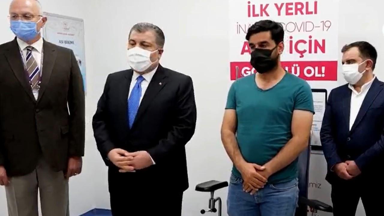 Cumhurbaşkanı Erdoğan: Yerli aşının adı 'TURKOVAC'