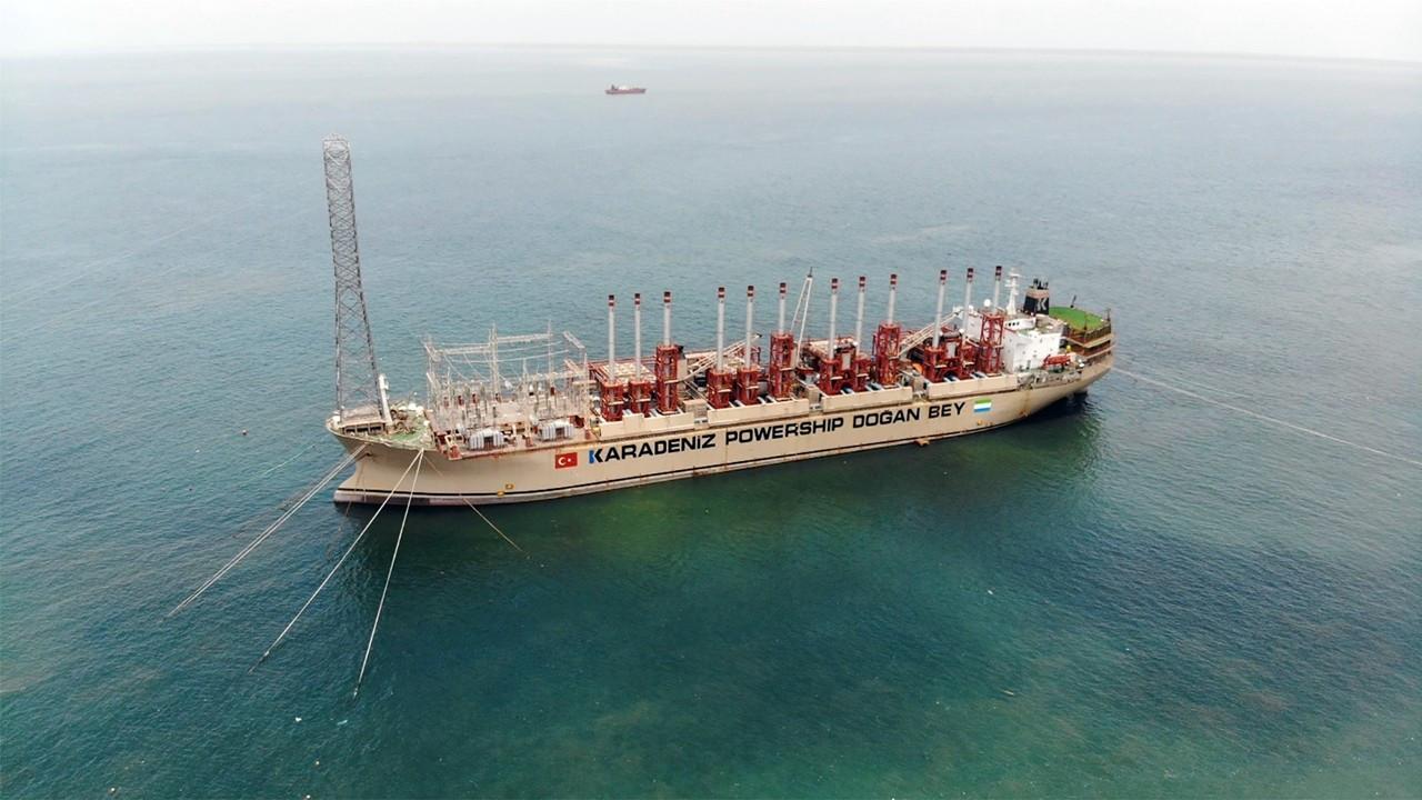 Karadeniz Holding'e bağlı Karpowership'e Güney Afrika'dan ret