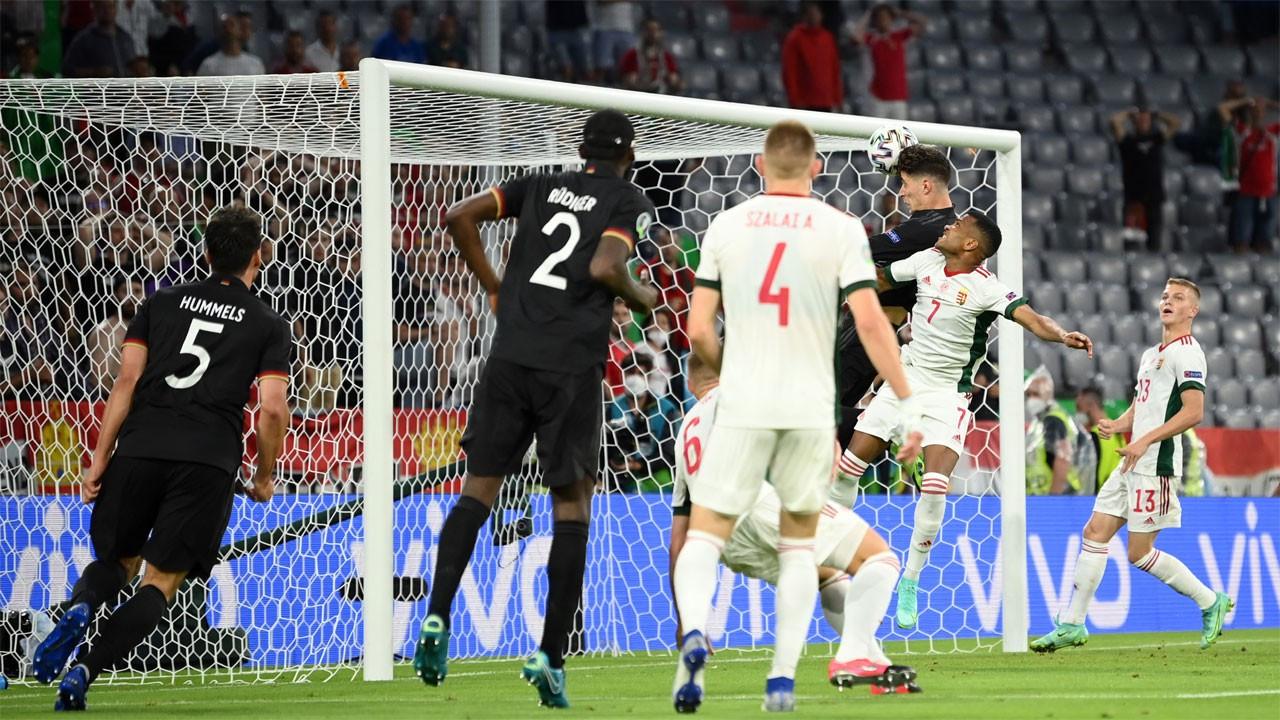 Euro 2020'de beraberlikler gecesi