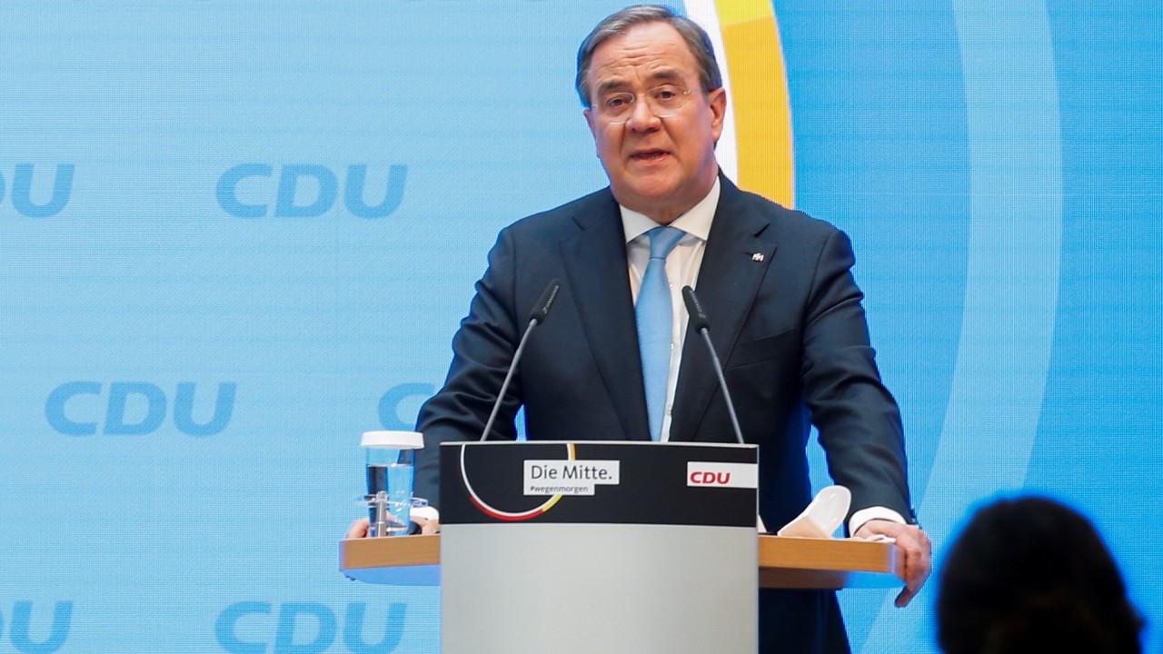Merkel'in varisinden Rusya'ya Kuzey Akım 2 'ultimatomu'