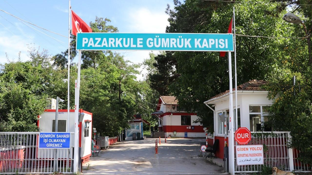 Pazarkule Sınır Kapısı, 16 ay aradan sonra açıldı