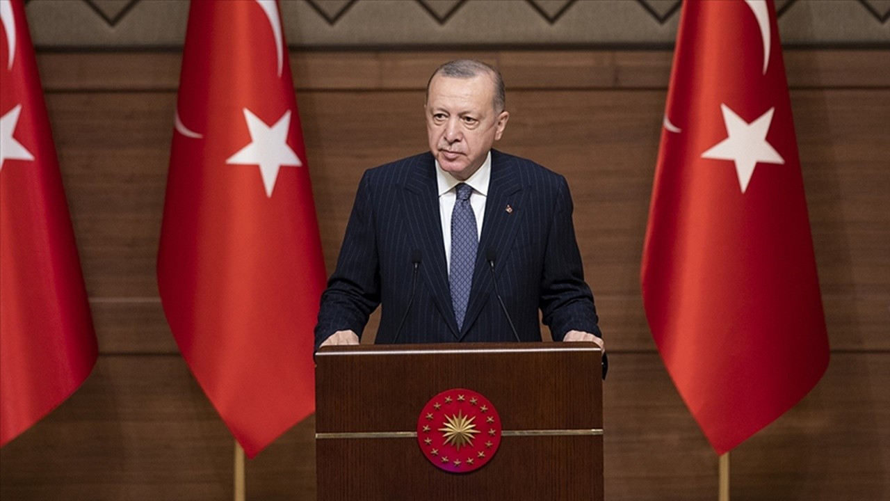 Erdoğan açıkladı: KKTC'ye Cumhurbaşkanlığı Külliyesi ve Parlamento Binası yapılacak