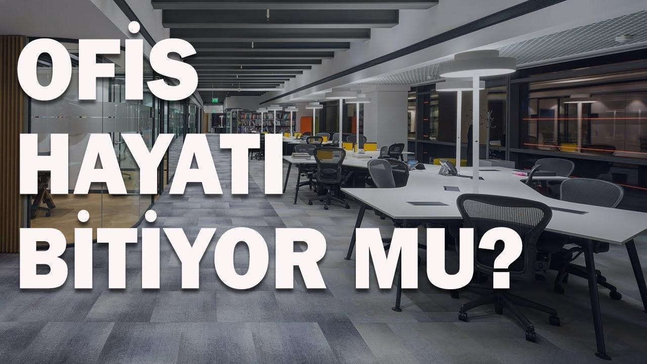 Ofis Hayatının Sonu Mu Geldi?
