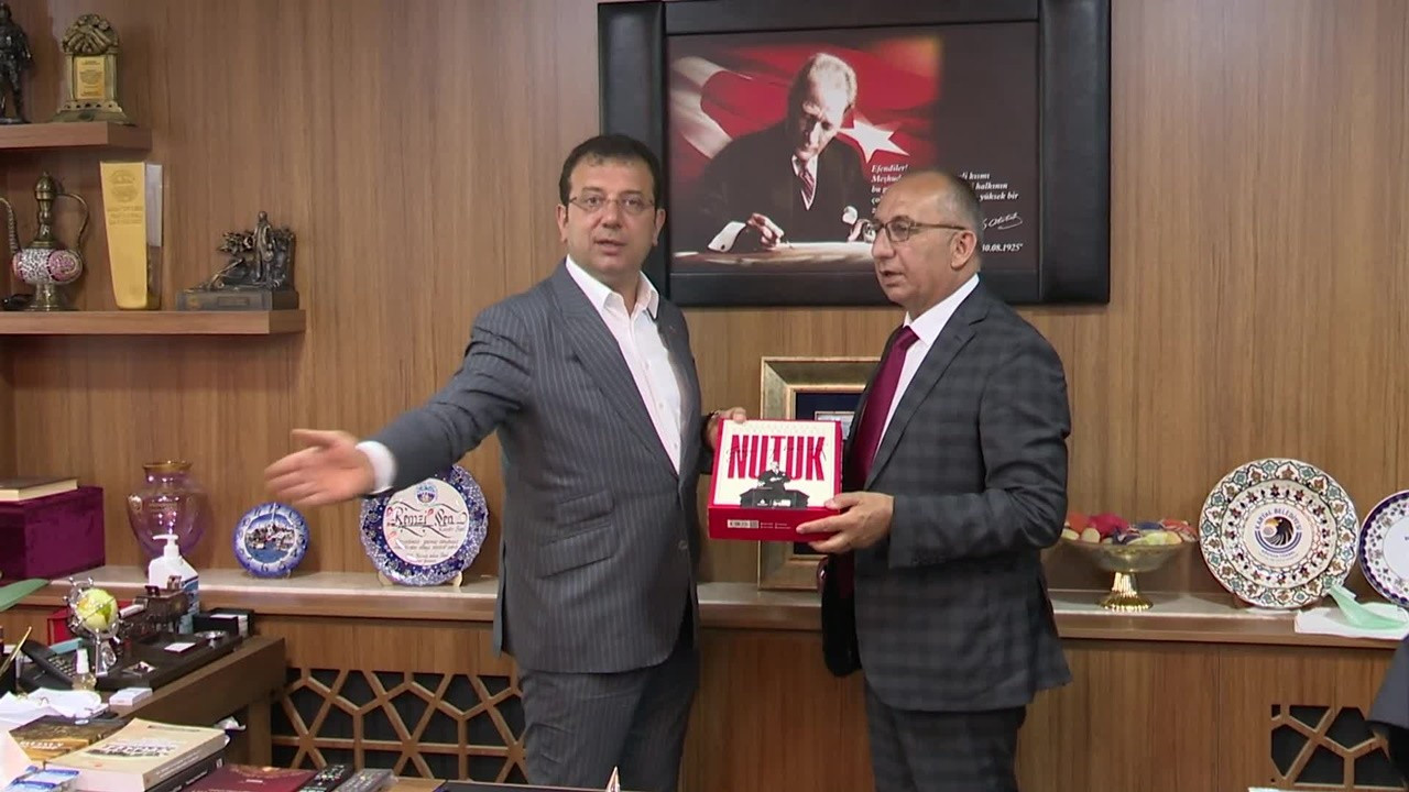 İmamoğlu'dan Kanal İstanbul tepkisi: 10 senedir bir toplantı yapıldı mı?