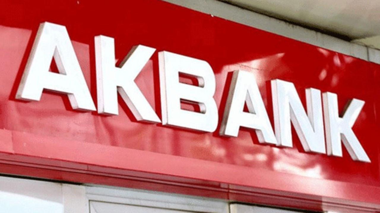 Akbank: Tüm kanallarımız hizmete açıldı