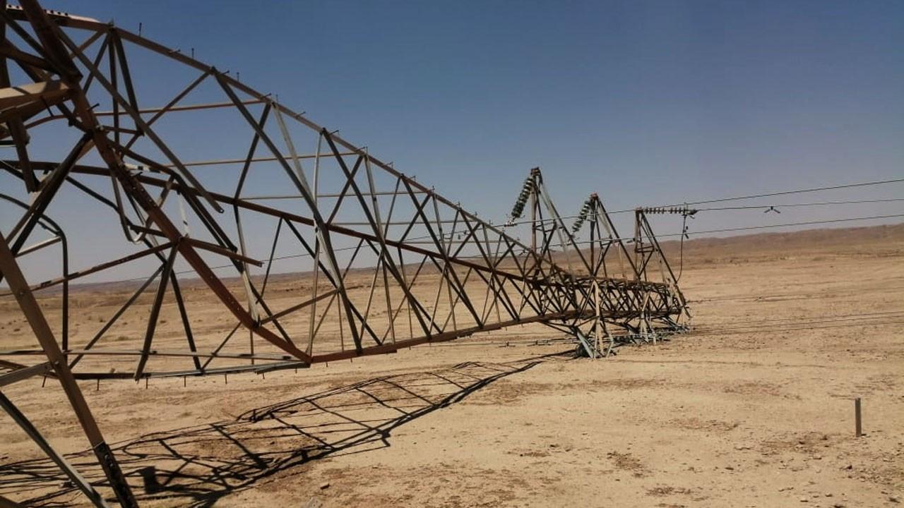 DEAŞ Irak'ta aynı elektrik hatlarına yine saldırdı