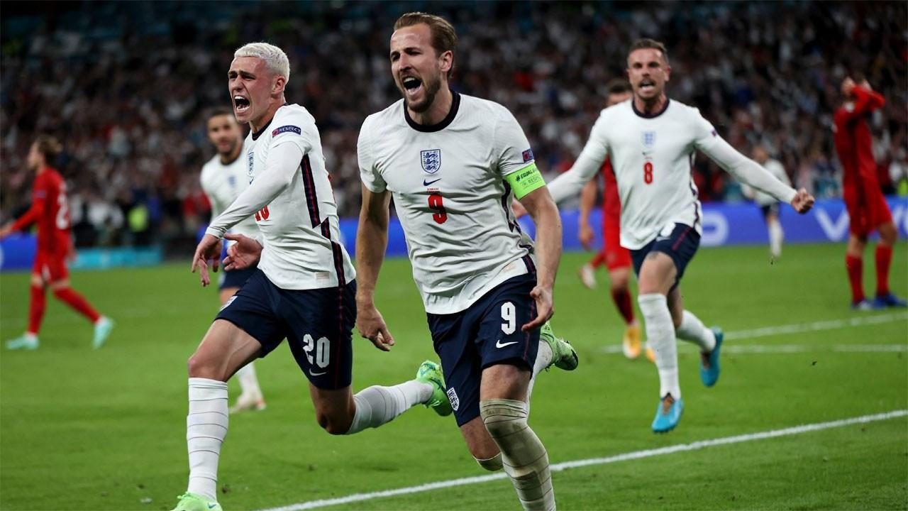 İngiltere finalde İtalya'nın rakibi oldu: 2-1
