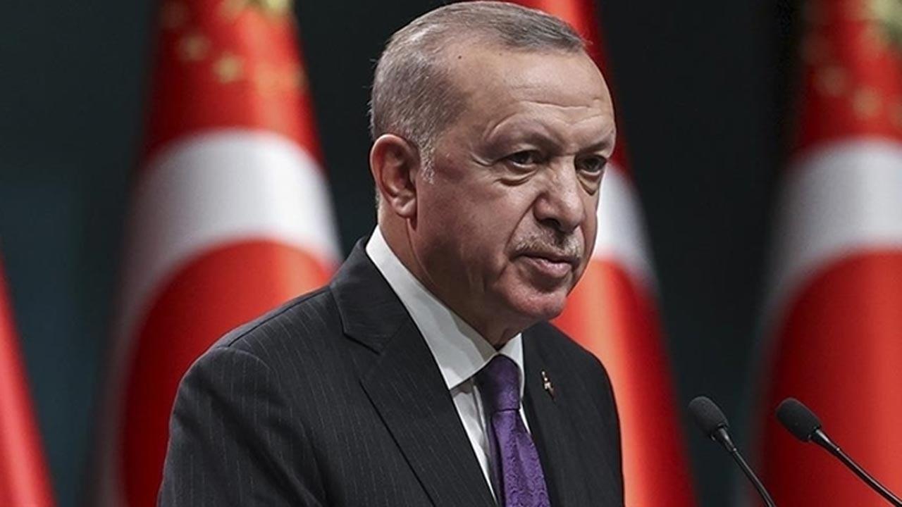 Erdoğan, Ukrayna Cumhurbaşkanı ile görüştü