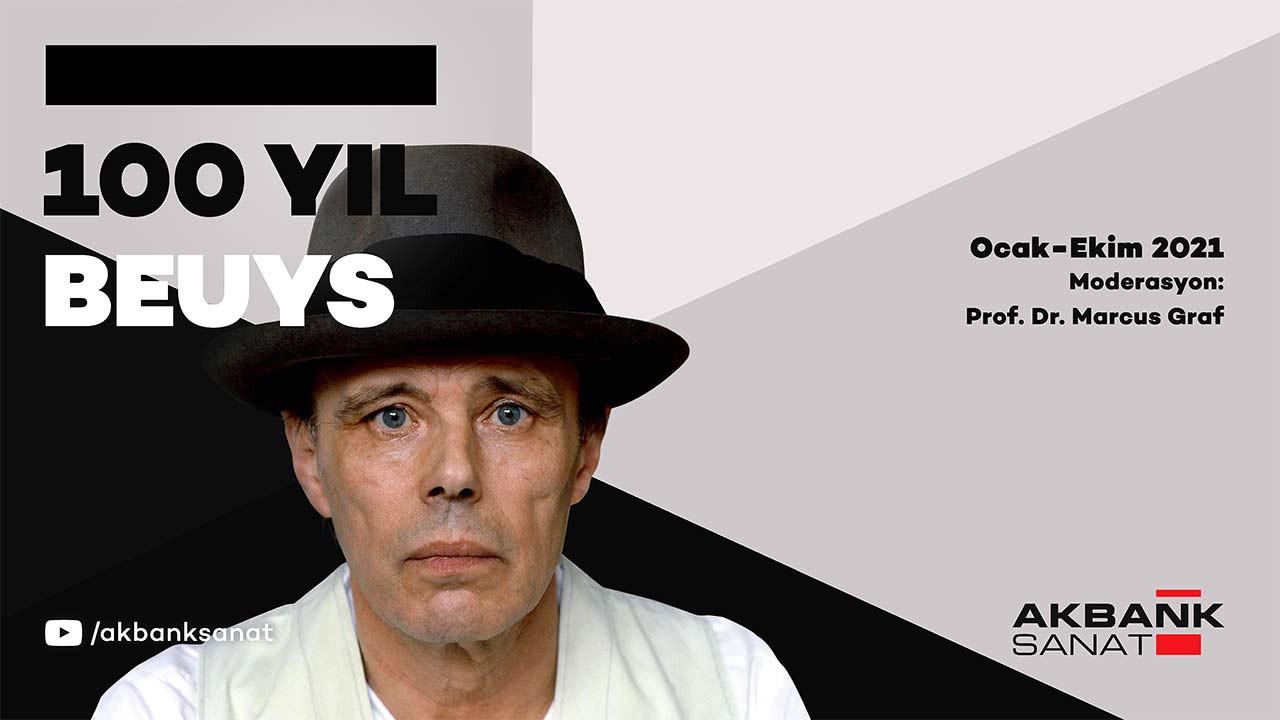 """""""100 Yıl Beuys"""" seminer dizisi Akbank Sanat'ta sürüyor"""