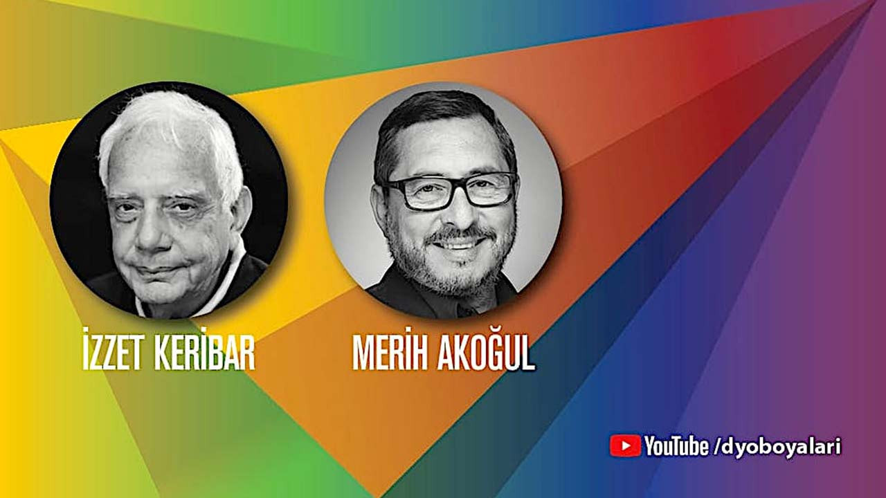 Renkli DYOloglar söyleşileri Keribar ve Akoğul ile yeniden