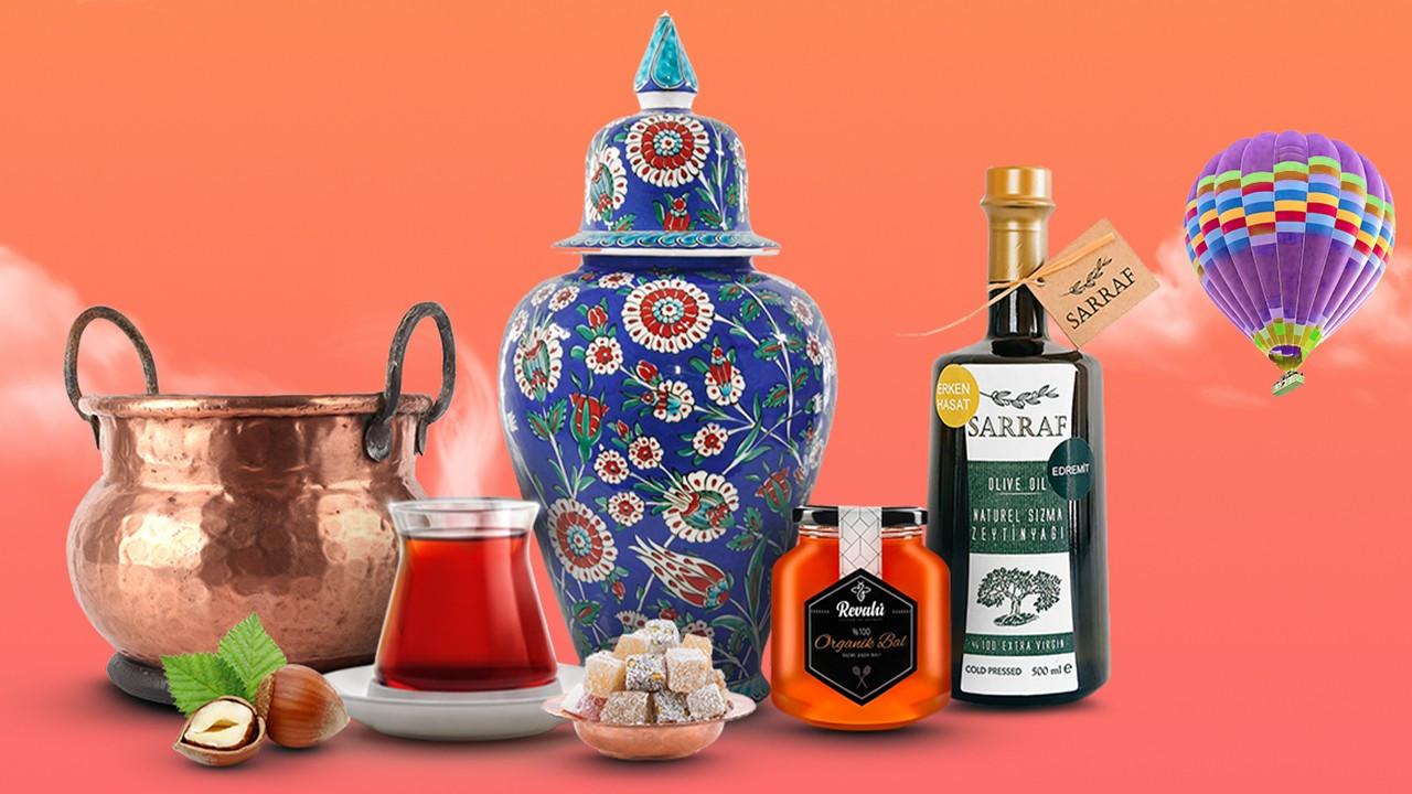 Yöresel ürünlerin HepsiTürkiye'den