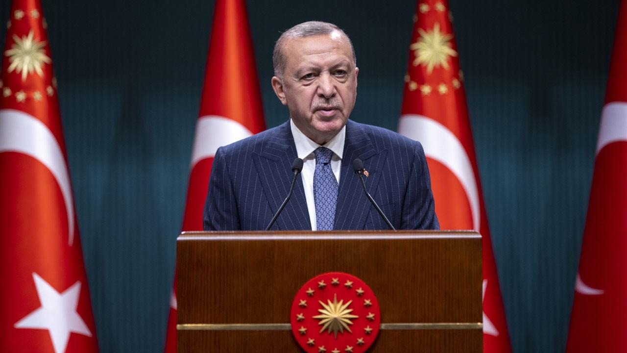 Erdoğan'dan yangınlarla mücadeleye destek veren ülkelere teşekkür