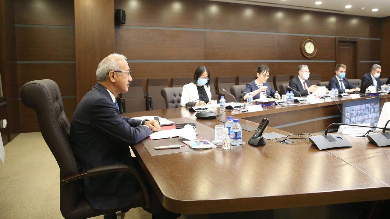 Bakan Elvan, Çinli yatırımcılarla görüştü