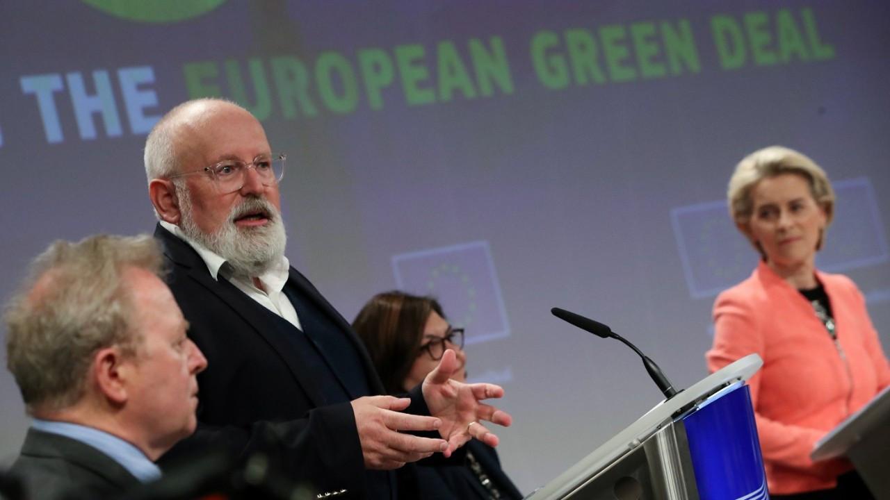 """Avrupa Birliği """"yeşil paketi"""" açtı"""