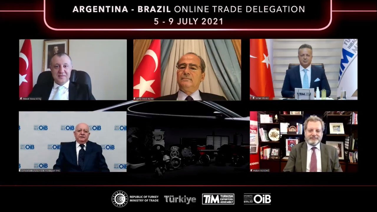 Latin Amerika otomotiv ihracatı dijitalle artacak