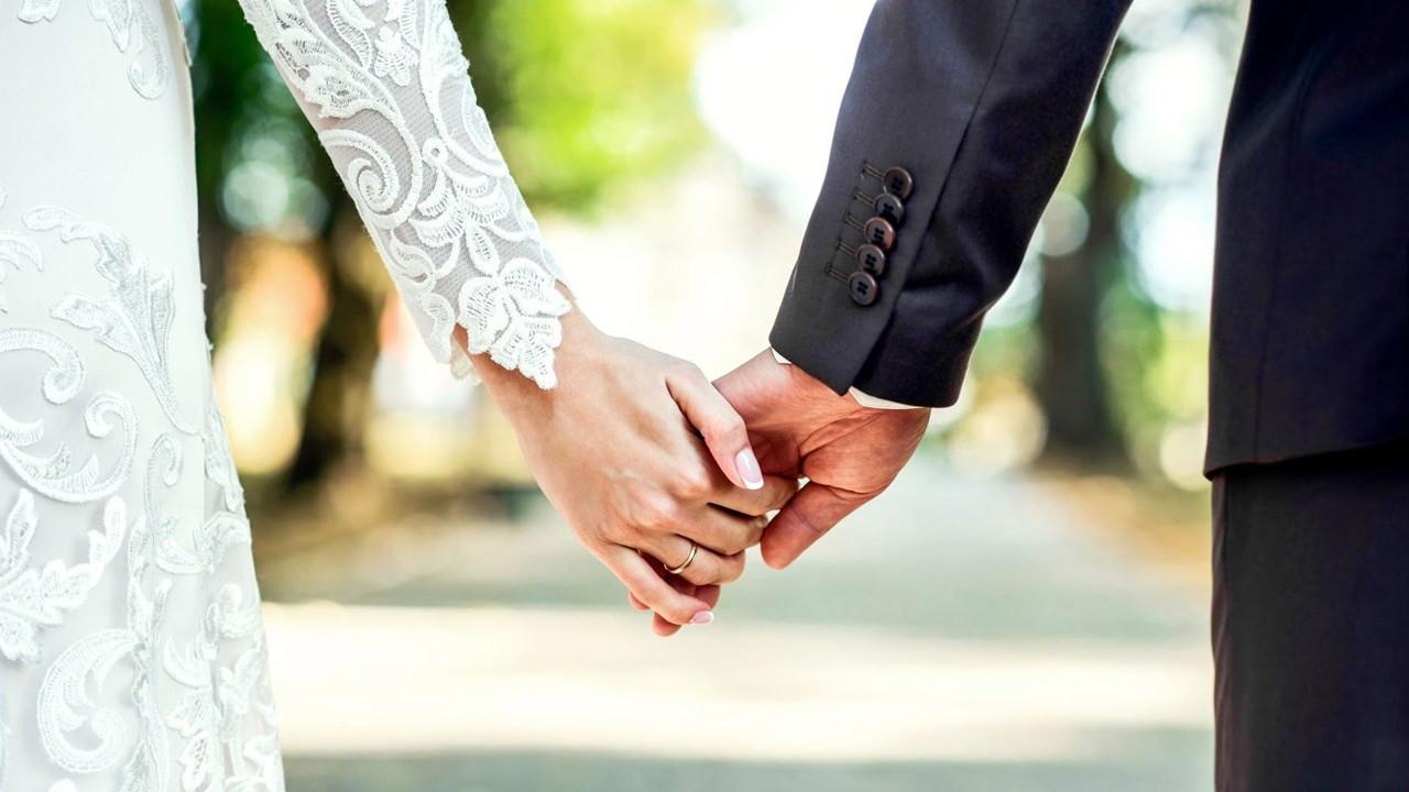 Pandemide evlilik oranı yüzde 10.1 azaldı